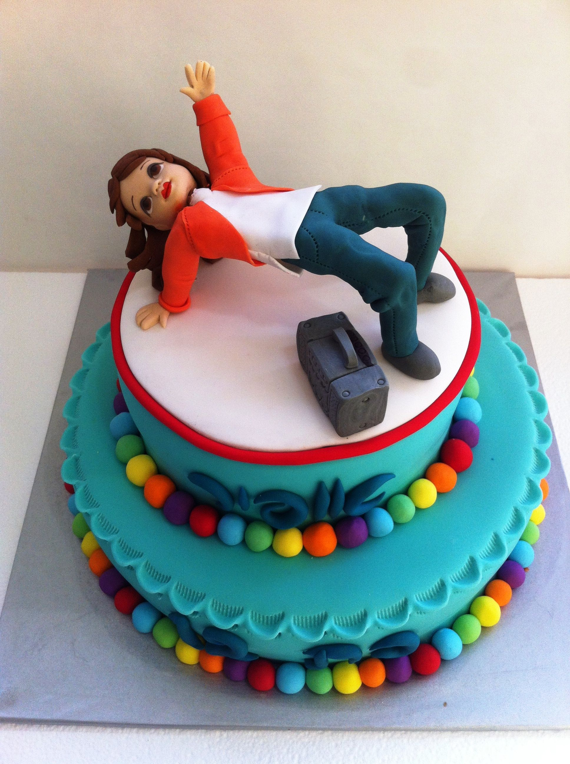 Pin on Birthday cakes by Noga