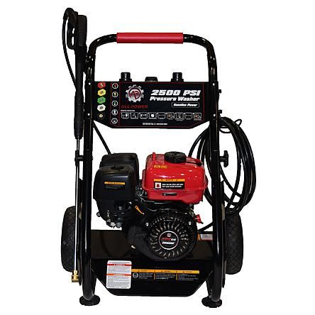 All Power All Power 2500 PSI Gas Pressure Washer