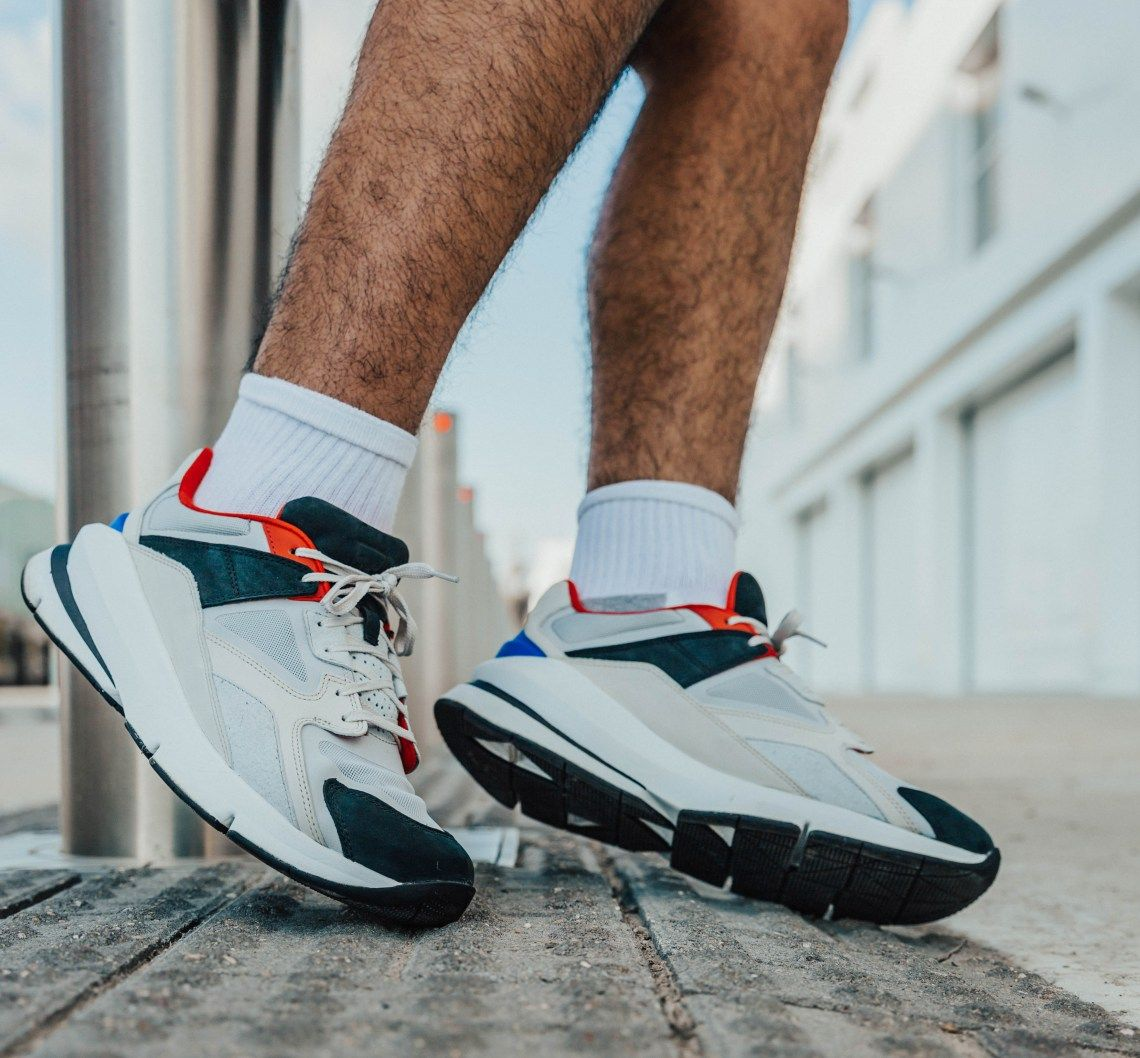 Under Armour Forge 96 // On-Foot Look