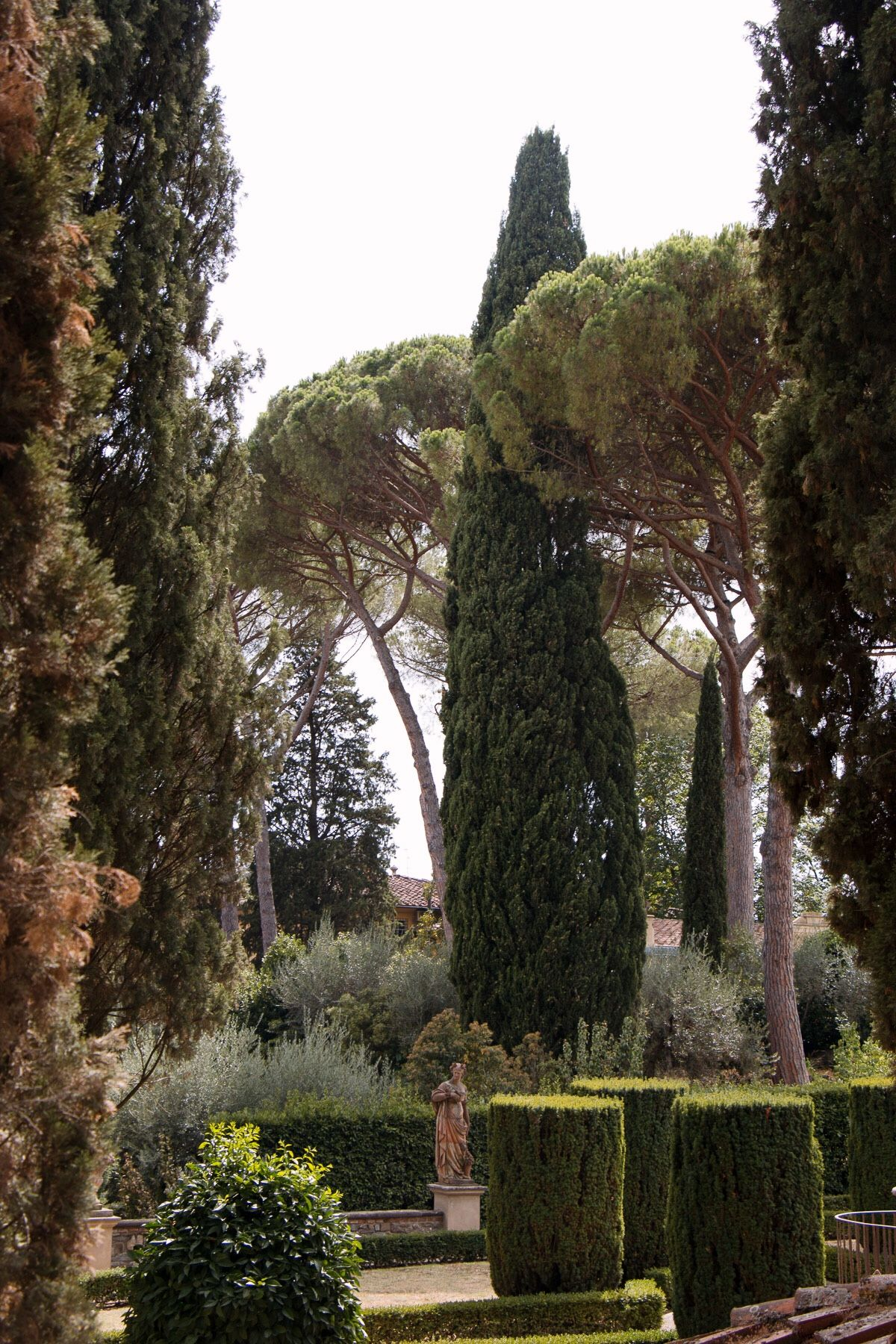 An Insider Tour Of A Spectacular Garden In Florence Jardin