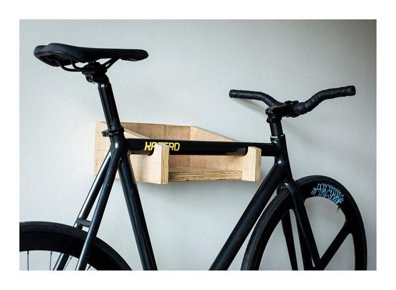 40ce1bf6d Confira aqui - Suporte de parede para bicicleta OT-081 - Oficina Traquitana