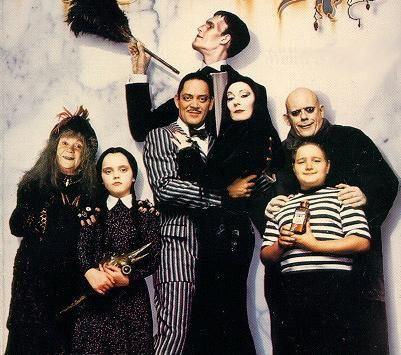 familia adams.jpg | Cinema | Pinterest | Familias