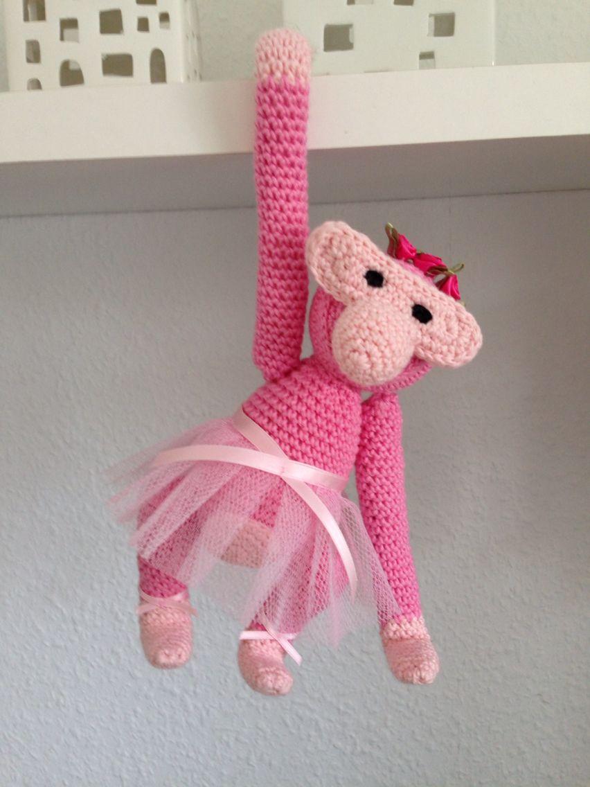 Pretty ballerina, kaybojesen, chrochet,