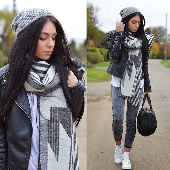 Zara, Topshop, Topshop Joni Jeans, Alexander Wang Rocco, Converse Chucks, Select Fashion