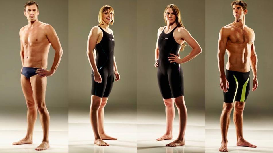 Schwimmer Diät Phelps