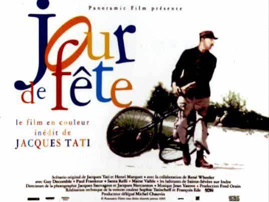 Jacques Tati dieulois