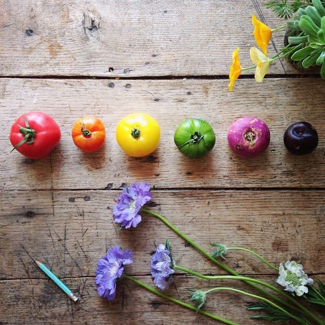 ...I think, if given the choice, a turnip may choose to be a fruit...  things organized neatly