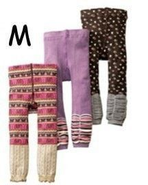 Winter Warm Baby Leggings Clothes 3pcs