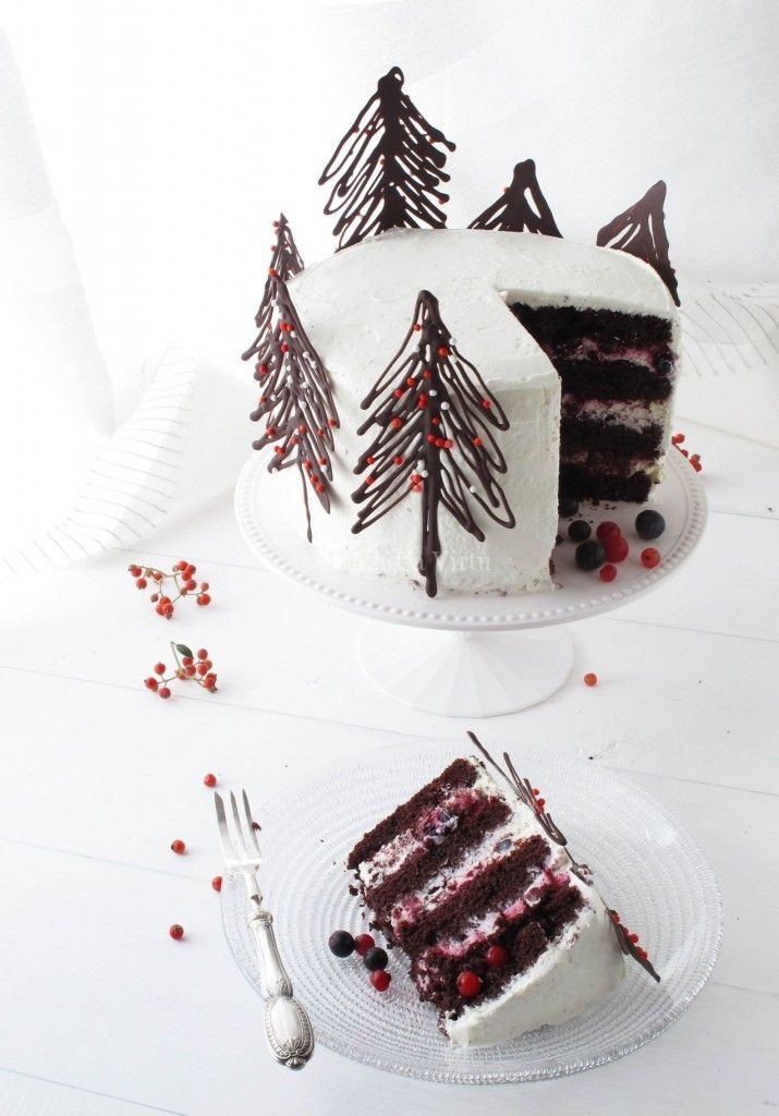 Photo of Christmas Cake – Deliziosa Virtù