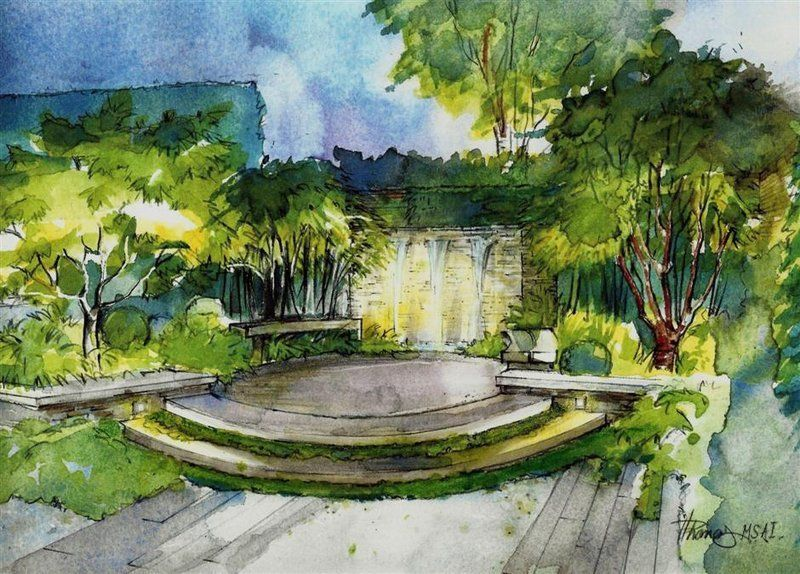Best Garden Design Graphics Images On Pinterest Landscaping