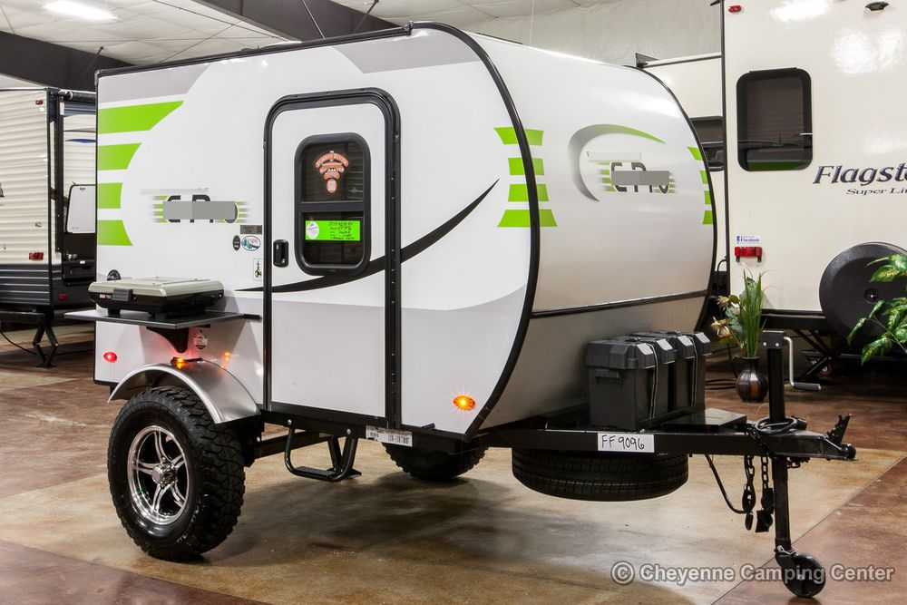 2018 Ultra Lite Off Road Travel Trailer Model E12rk Ebay Motors
