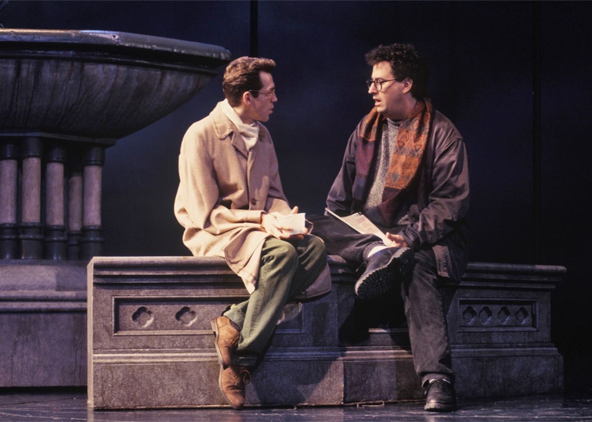 How Angels In America Became The Defining Work Of American Art Of