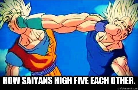 Funny Dragon Ball Z Abridged Memes : Dragon ball video gallery sorted by oldest know your meme