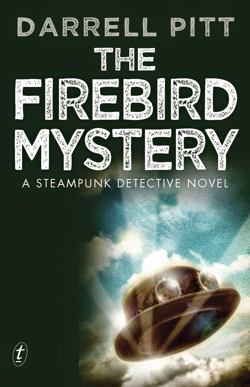 Review The Firebird Mystery by Darrell Pitt mysteries