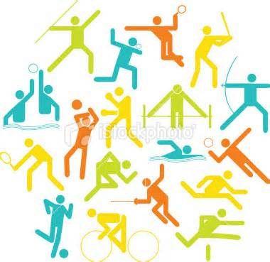 Some Olympics Sports Symbols The Olympics Pinterest Olympics