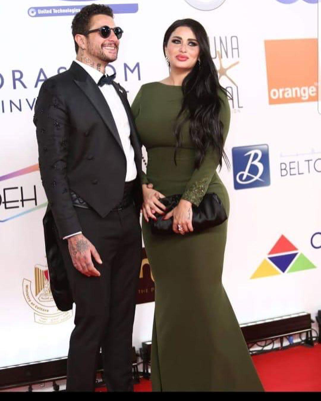 ندى كامل زوجة احمد الفيشاوي ويكيبيديا Style Fashion Formal
