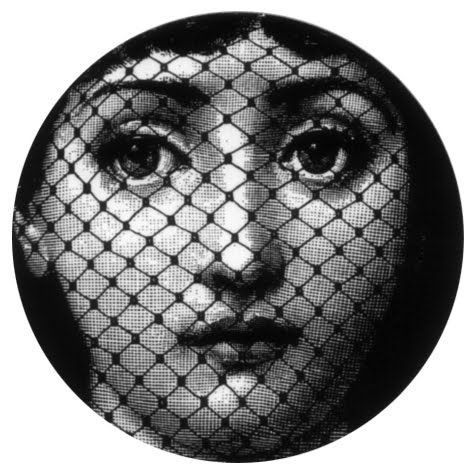Theme and Variation Plate #78 - Fornasetti