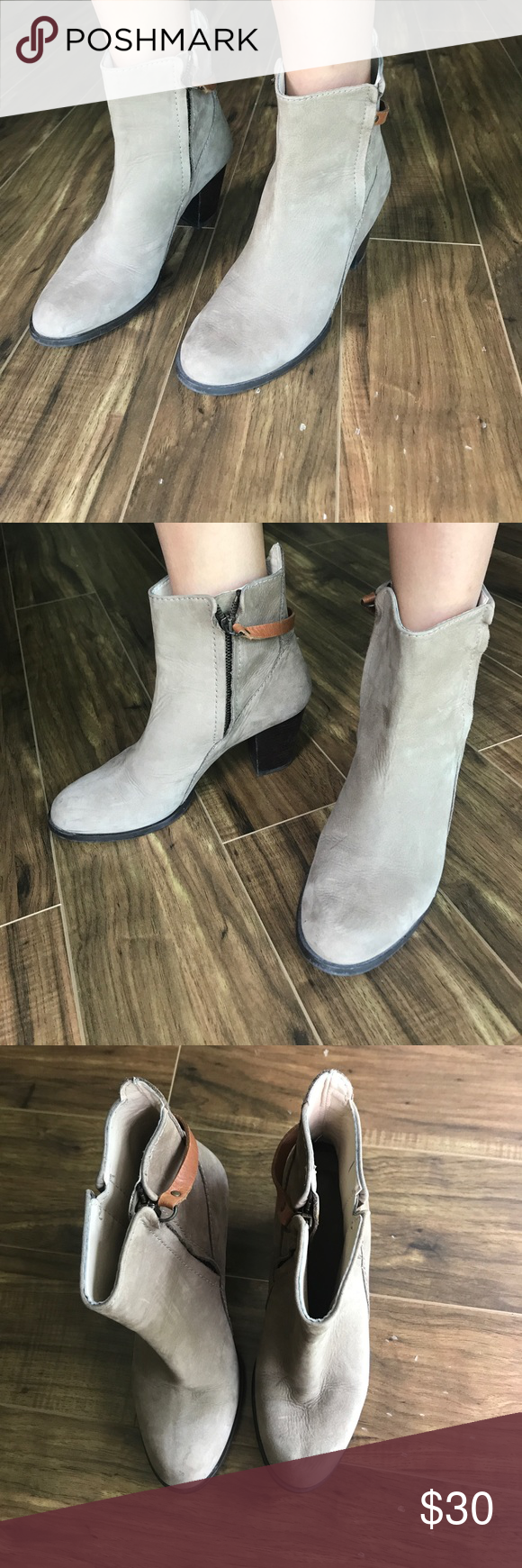 Zara Ankle Boots Cruise S/S 12 Signs of wear on the insole and exterior Zara Shoes Ankle Boots & Booties