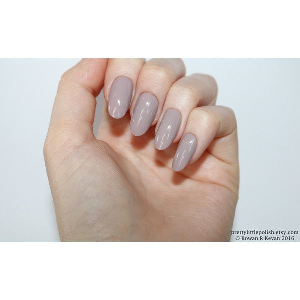 Mocha oval nails, Nail designs, Nail art, Nails, Stiletto nails,... ❤ liked on Polyvore featuring beauty products, nail care and nail treatments