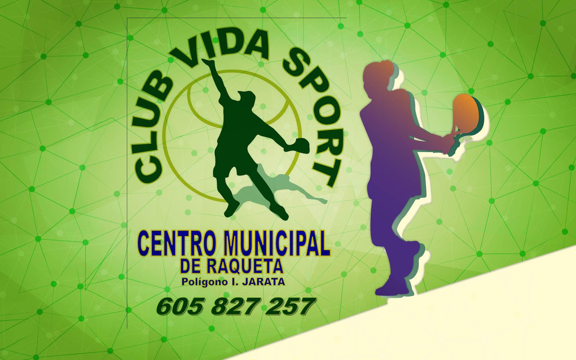 Club Vida Sport Centro MUNICIPAL de RAQUETA en Montilla