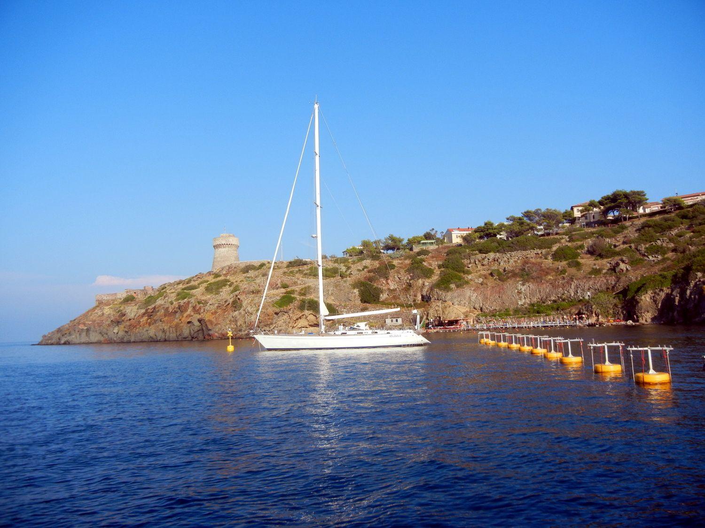 Mooring Buoys at Capraia Spectacular Marinas Pinterest Toscana