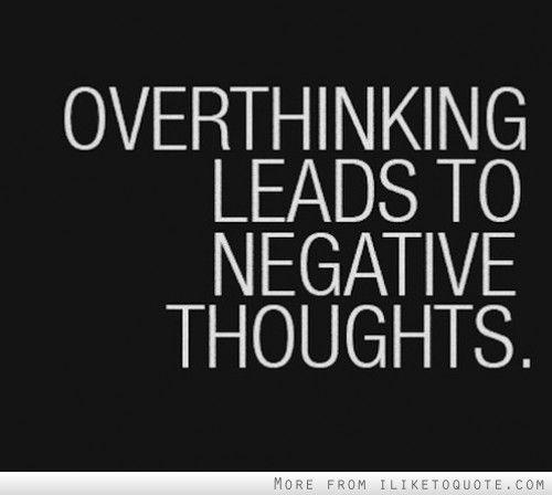 stop negative thinking relationship