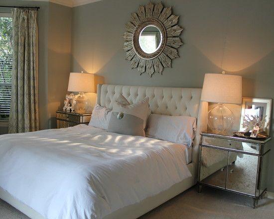 King Size Bed Headboard Dimensions Photos: Elegant King