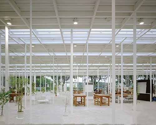Kanagawa Institute Workshop | Junya Ishigami. Kanagawa, Japan 2008