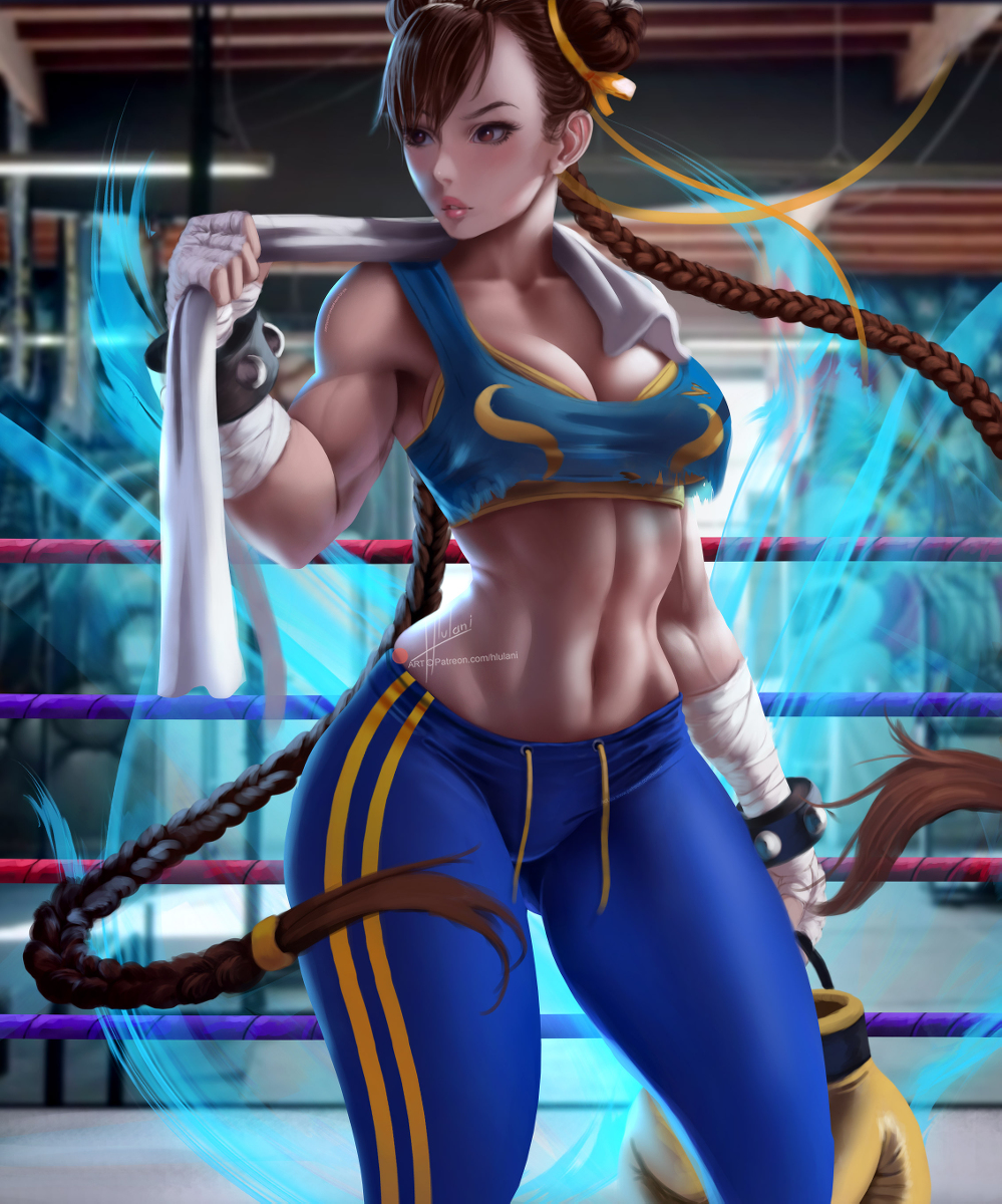 Pinup Chun Li Illustration By Hlulani Pixiv Personajes De Street Fighter Personajes De Videojuegos Concepto Personaje Femenino