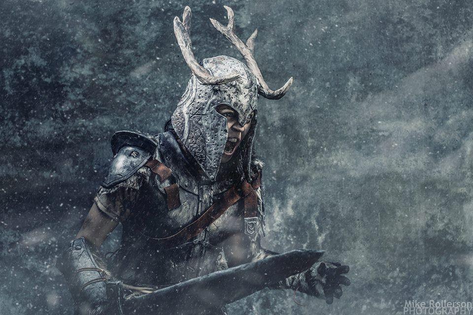 Fem nord warrior