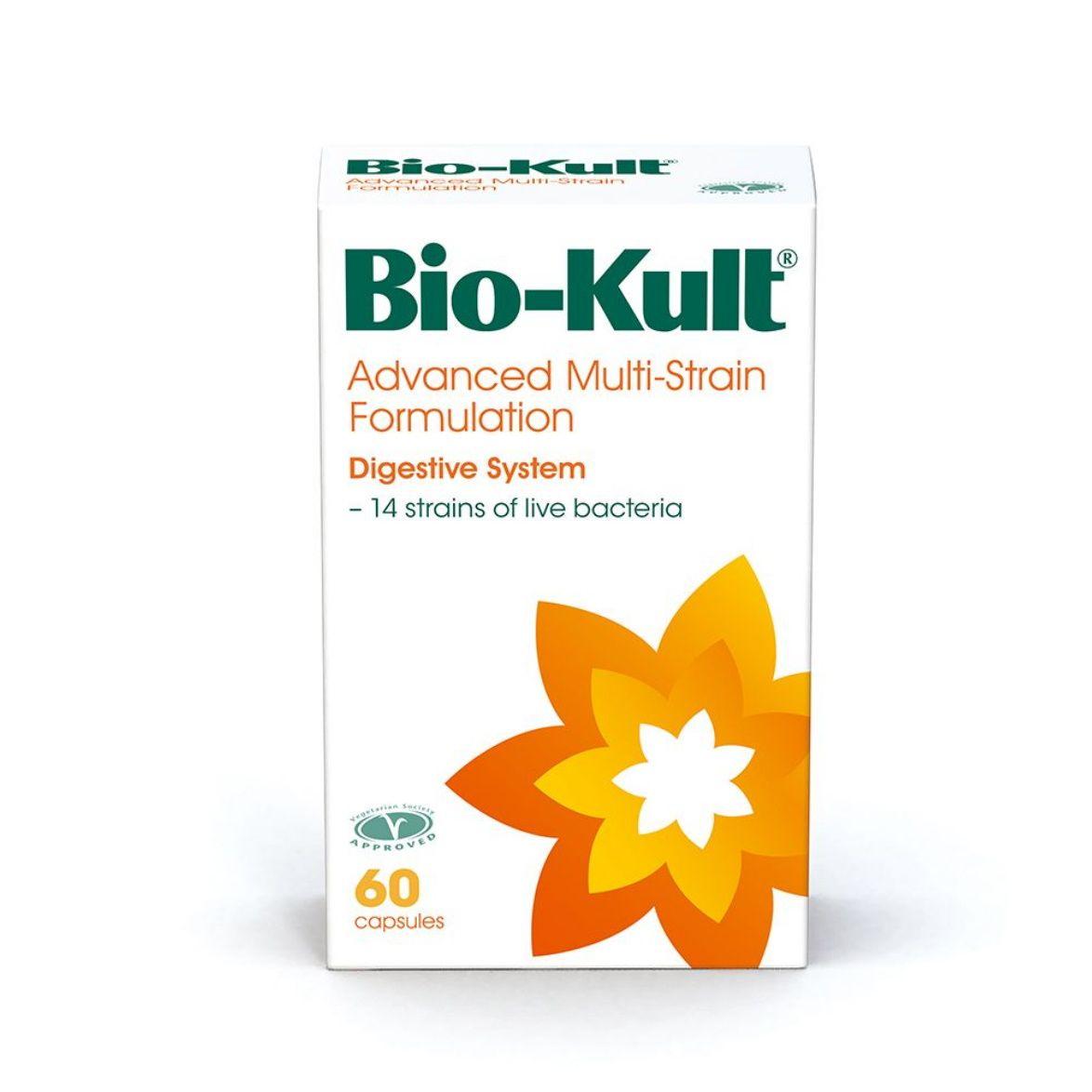 Biokult probiotic multistrain formula in 2020