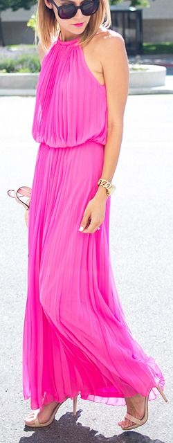 Lulu S Everything S All Bright Blush Pink Backless Maxi Size Small Ebay Blush Pink Bridesmaid Dresses Blush Bridesmaid Dresses Pink Bridesmaid Dresses