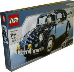 LEGO 10187 Volkswagen Käfer - Oldtimer VW Beetle