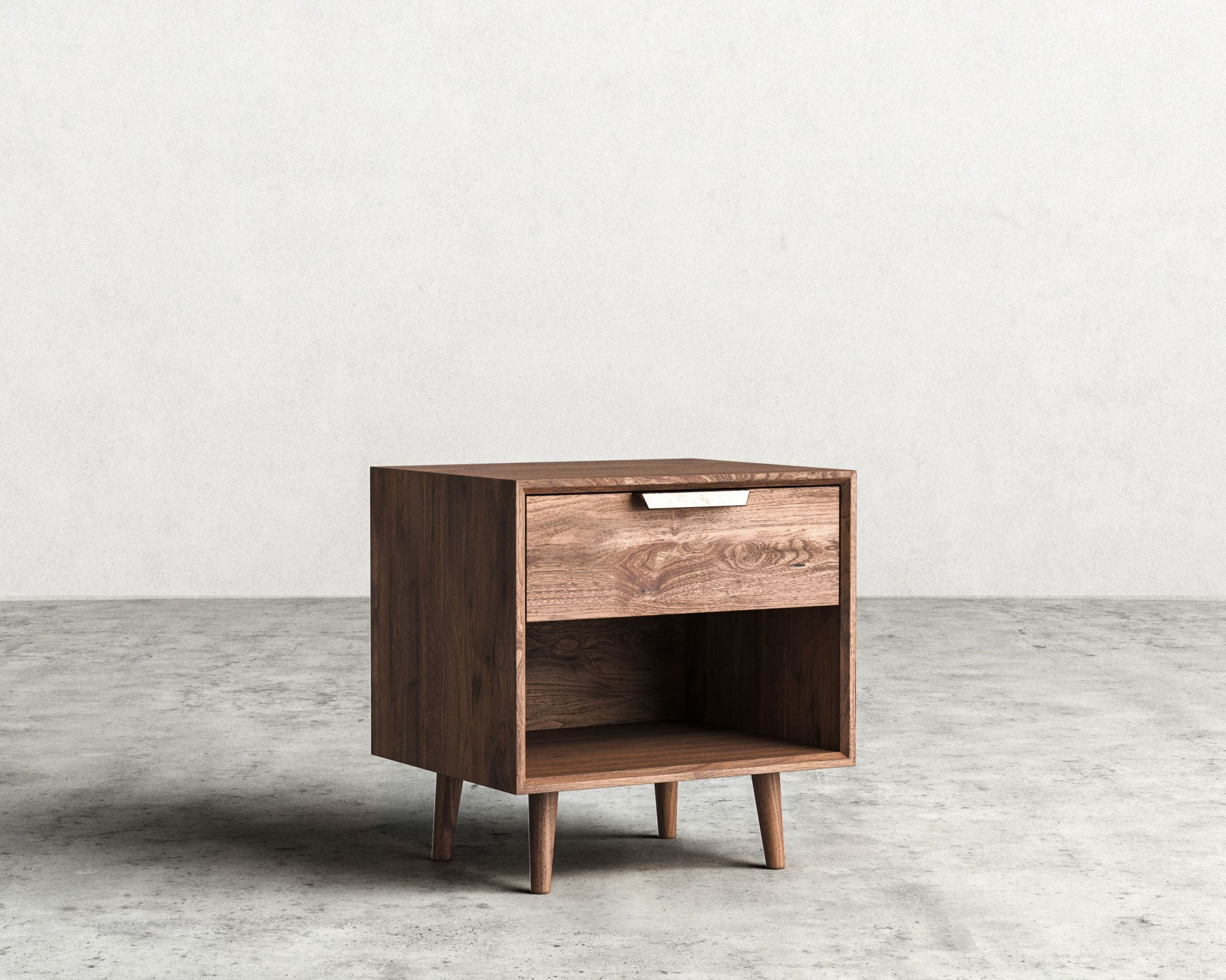 Best Asher Single Drawer Nightstand Rove Concepts Rove 400 x 300
