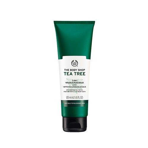 Natural At Home Facial Skin Care Masks The Body Shop Face Masks Body Shop Tea Tree Tea Tree Oil Face Tea Tree Oil For Acne