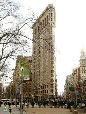 The Flatiron - Nueva York (USA)