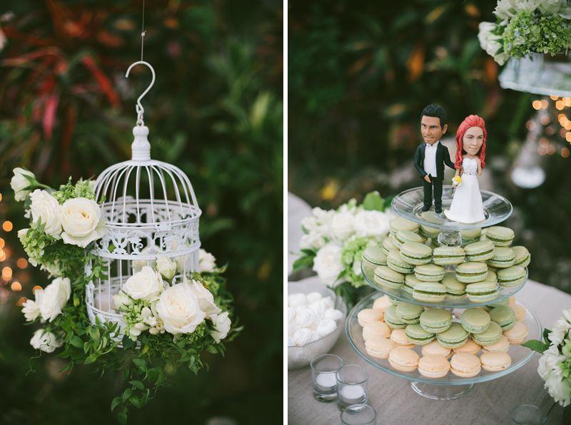 Wedding at the Conrad & Phalosa // Taryn + Carlo