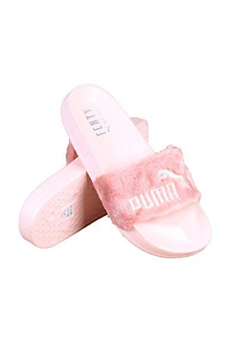 e13fb6752bb4f Have no fear! The Fenty Puma slides are still available on Amazon ...