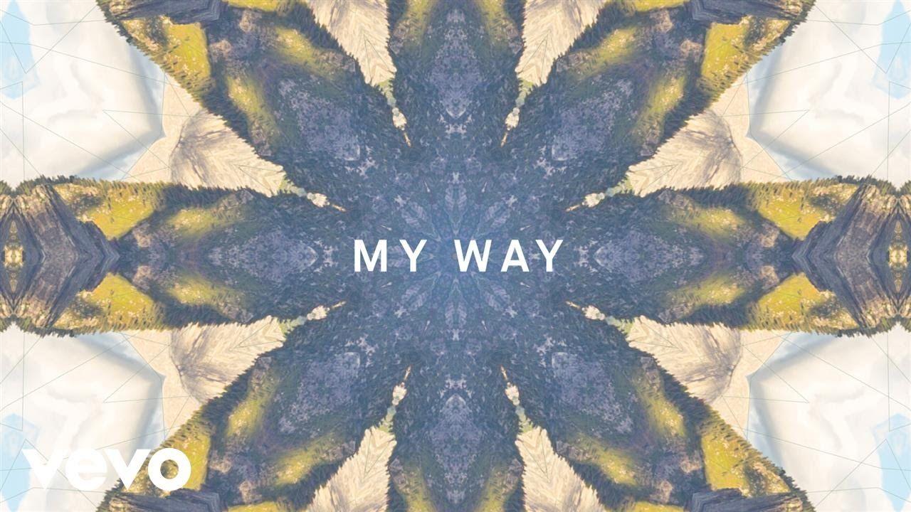 Calvin Harris - My Way (Lyric Video)