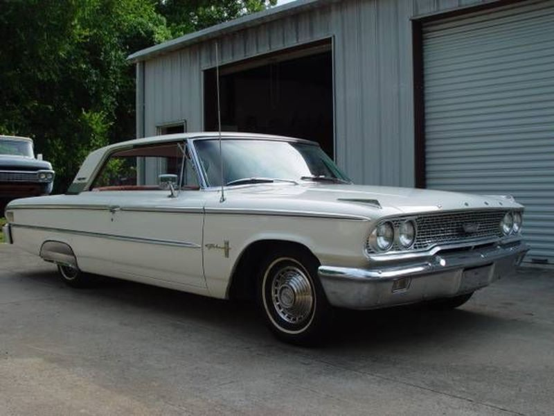 1963 Ford Galaxie 500 for sale - Cadillac, MI | OldCarOnline.com ...