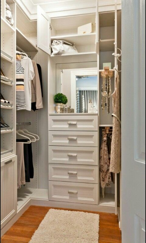 Walk In Closet Design Ideas Large Or Small A Walk In Closet Is A