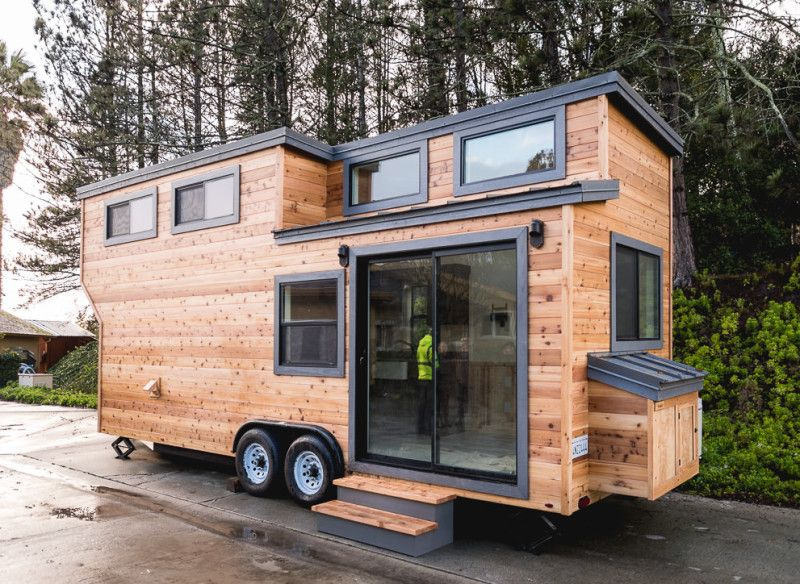California Custom California Tiny House Good work Certified