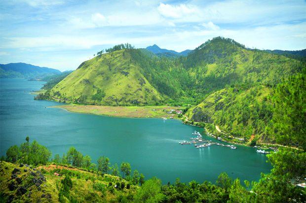 Danau Laut Tawar Aceh Tengah Lautan Pemandangan Tempat