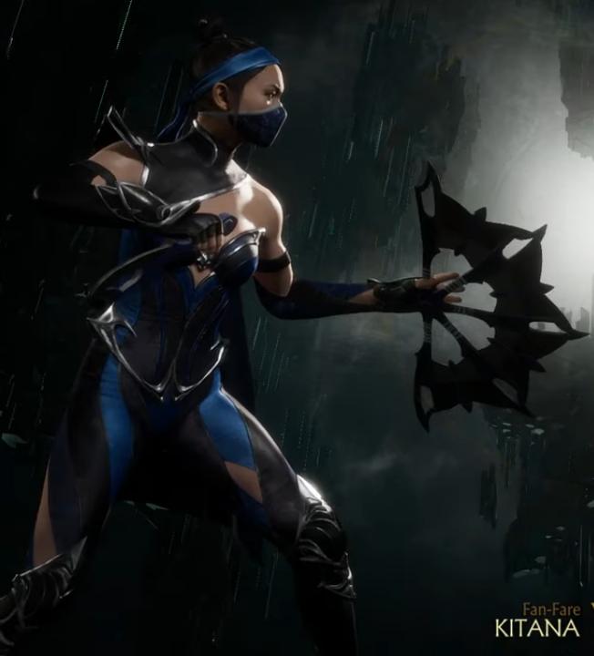 Mortal Kombat 11 Kitana 2019 Mileena Mortal Kombat Videojuegos