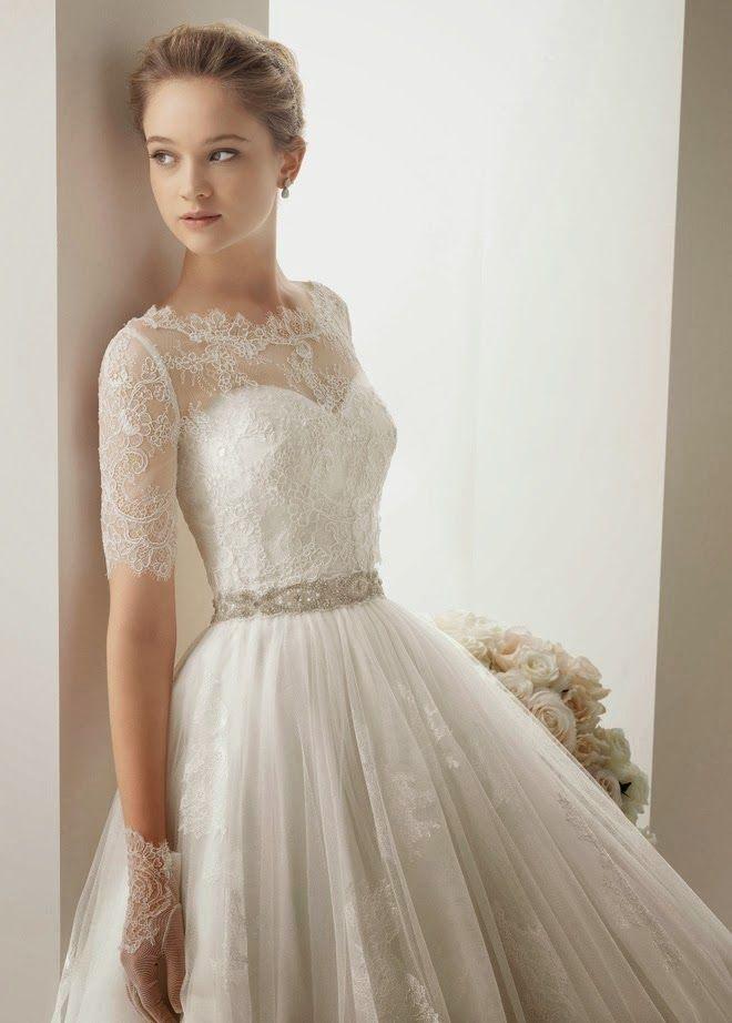 Image result for kisa eldivenli vintage gelinlik modelleri | wedding ...