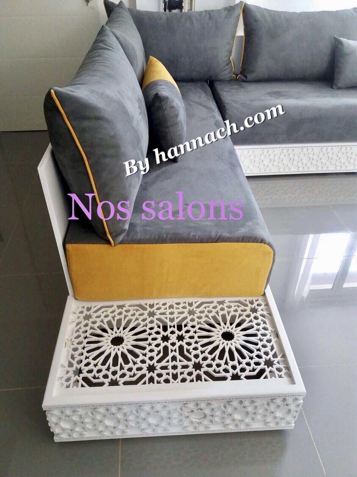 Salon Salam Hannach - Créateur de salon marocain et artisant ...