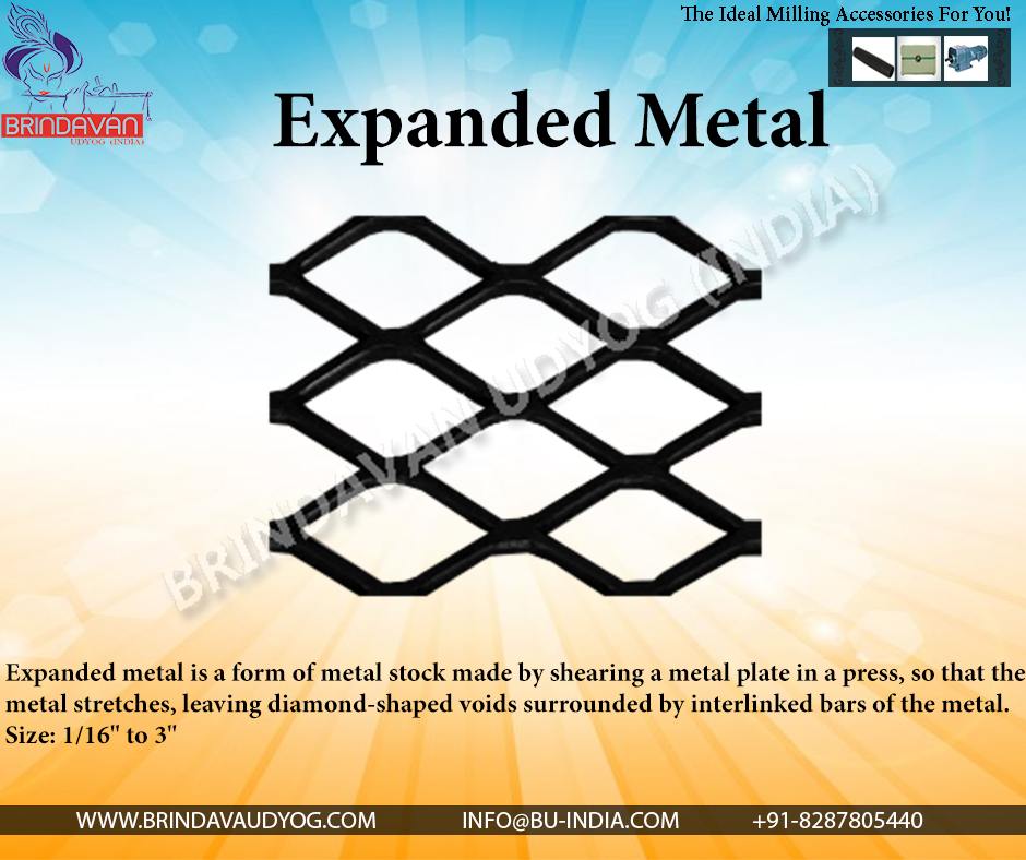 Expanded #Metal #Wire #Mesh #Manufacturer #Supplier and #Exporter ...