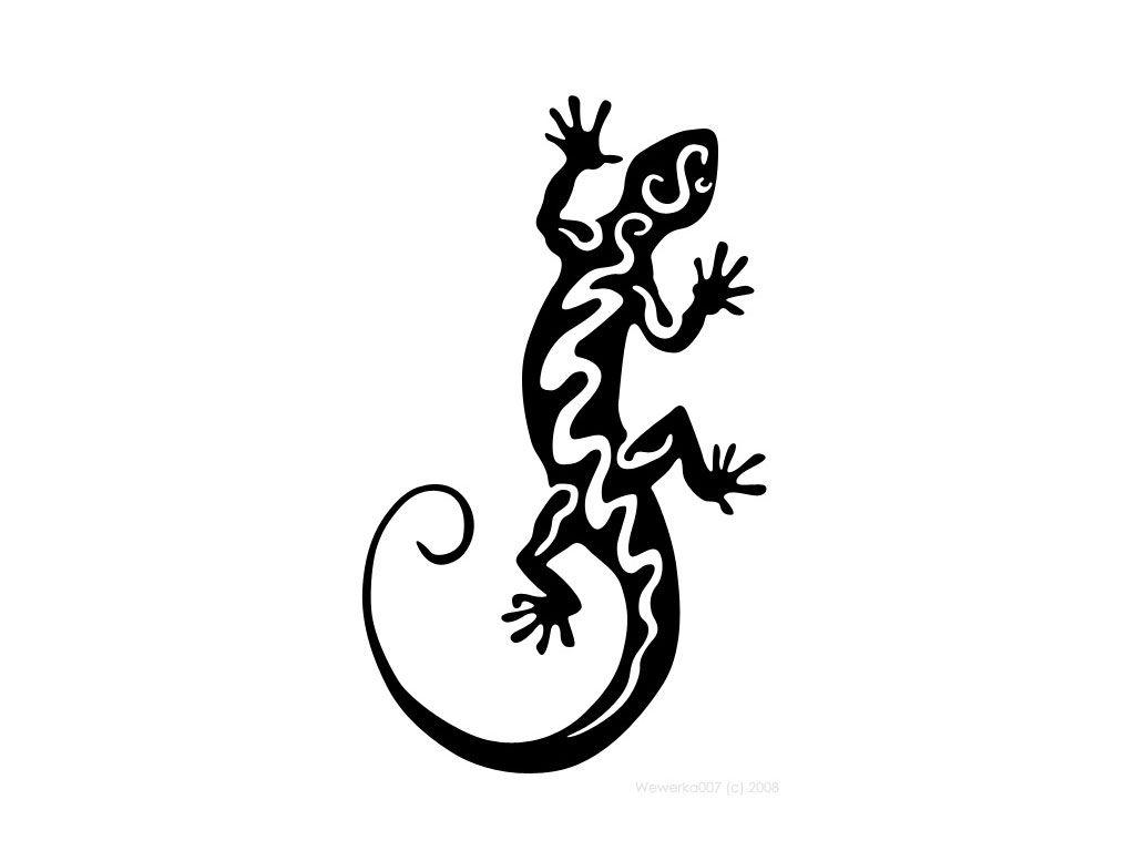 tatuajes pequenos lagartijas