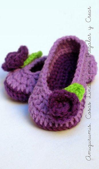 compartiendo crochet en castellano - Patrones para el ajuar del bebé -  Comunidad - Google+ 05a3bf3f3218f