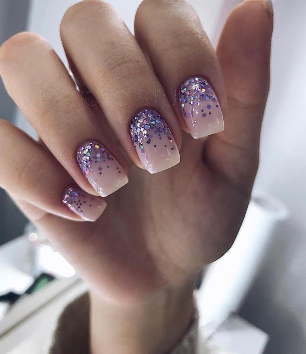 Pin en Valentine nail art